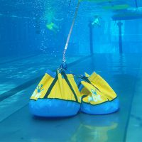 Installation Pool 168 Bahia Bungee Blau