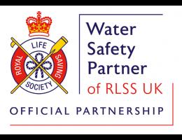 Water Safety Partner Of RLSS UK Logo Web